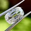 2.01ct Cushion Capsule Shaped Diamond GIA F VS2 6