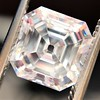 2.02ct Vintage Asscher Cut Diamond GIA E VVS2 4
