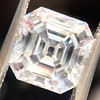 2.02ct Vintage Asscher Cut Diamond GIA E VVS2 7