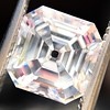 2.02ct Vintage Asscher Cut Diamond GIA E VVS2 10
