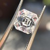 2.02ct Vintage Asscher Cut Diamond GIA E VVS2 18