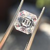 2.02ct Vintage Asscher Cut Diamond GIA E VVS2 14