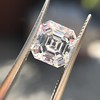 2.02ct Vintage Asscher Cut Diamond GIA E VVS2 23