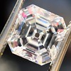 2.02ct Vintage Asscher Cut Diamond GIA E VVS2 20