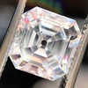 2.02ct Vintage Asscher Cut Diamond GIA E VVS2 6