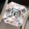 2.02ct Vintage Asscher Cut Diamond GIA E VVS2 3