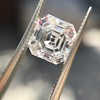 2.02ct Vintage Asscher Cut Diamond GIA E VVS2 13