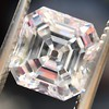 2.02ct Vintage Asscher Cut Diamond GIA E VVS2 2