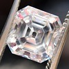 2.02ct Vintage Asscher Cut Diamond GIA E VVS2 1