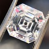 2.02ct Vintage Asscher Cut Diamond GIA E VVS2 12