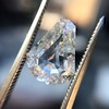 2.03ct Shield Cut Diamond GIA I I1 17