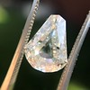 2.03ct Shield Cut Diamond GIA I I1 15