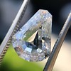 2.03ct Shield Cut Diamond GIA I I1 18