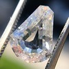 2.03ct Shield Cut Diamond GIA I I1 7