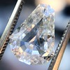 2.03ct Shield Cut Diamond GIA I I1 5