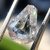 2.03ct Shield Cut Diamond GIA I I1 0
