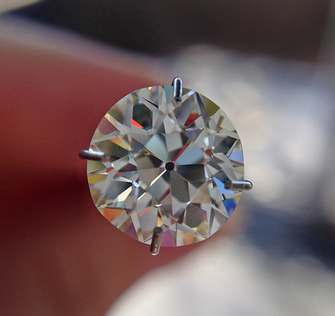 2.04ct Old European Cut Diamond