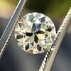 2.05ct Old European Cut Diamond GIA L VVS2 6