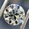 2.05ct Old European Cut Diamond GIA L VVS2 5