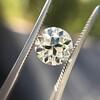 2.05ct Old European Cut Diamond GIA L VVS2 10