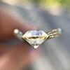 2.05ct Old European Cut Diamond GIA L VVS2 4