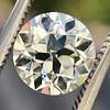 2.05ct Old European Cut Diamond GIA L VVS2 3