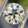 2.05ct Old European Cut Diamond GIA L VVS2 0