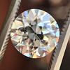 2.05ct Old European Cut Diamond GIA K VS2 22