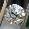 2.05ct Old European Cut Diamond GIA K VS2 23