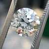 2.05ct Old European Cut Diamond GIA K VS2 5