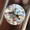 2.05ct Old European Cut Diamond GIA K VS2 12
