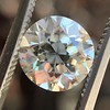 2.05ct Old European Cut Diamond GIA K VS2 13