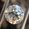 2.05ct Old European Cut Diamond GIA K VS2 14