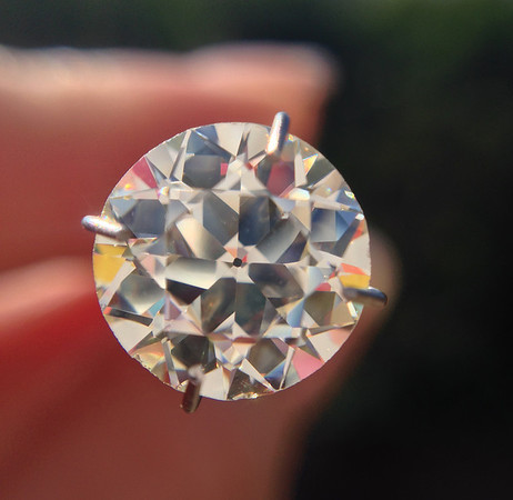 2.06ct Old European Cut Diamond