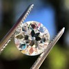 2.06ct Old European Cut Diamond GIA I VS1 2