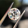 2.06ct Old European Cut Diamond GIA I VS1 1