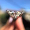 2.06ct Old European Cut Diamond GIA I VS1 3