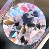 2.06ct Old European Cut Diamond GIA I VS1 0