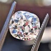 2.07ct Antique Cushion Cut Diamond GIA J VS1 2