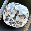 2.07ct Antique Cushion Cut Diamond GIA J VS1 13