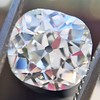 2.07ct Antique Cushion Cut Diamond GIA J VS1 17