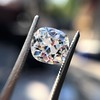 2.07ct Antique Cushion Cut Diamond GIA J VS1 24