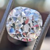 2.07ct Antique Cushion Cut Diamond GIA J VS1 19