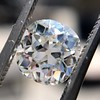 2.07ct Antique Cushion Cut Diamond GIA J VS1 10