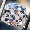 2.07ct Antique Cushion Cut Diamond GIA J VS1 4