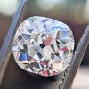 2.07ct Antique Cushion Cut Diamond GIA J VS1 18