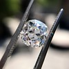 2.07ct Antique Cushion Cut Diamond GIA J VS1 9
