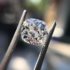 2.07ct Antique Cushion Cut Diamond GIA J VS1 23