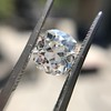 2.07ct Antique Cushion Cut Diamond GIA J VS1 12
