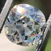 2.07ct Antique Cushion Cut Diamond GIA J VS1 8